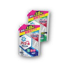 アリエール超特大(詰替用)各 298円(税抜)