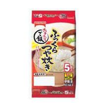 炊き立てご飯 ふっくらツヤ炊き 369円(税抜)