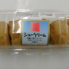 山崎製パンシュークリーム阿蘇小国ジャージー牛乳入5個入 198円(税抜)