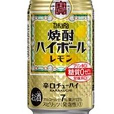 焼酎ハイボール レモン 98円(税抜)