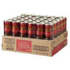 デミタスコーヒー 150g×30本 1,770円(税抜)