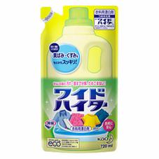 ワイドハイター 詰替え 720ml 77円(税抜)