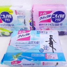 トイレクイックル詰替用 268円(税抜)
