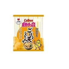 ポテトチップス ごぼう天うどん味 88円(税抜)