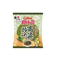 ポテトチップス 高菜炒め味 88円(税抜)
