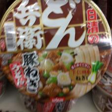 どん兵衛豚ねぎうどん 128円(税抜)