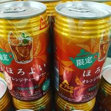 ほろよいオレンジティーサワー 105円(税抜)