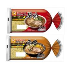 マルちゃんの生ラーメン各種 177円(税抜)
