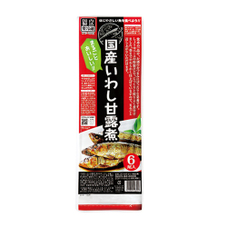 国産いわし甘露煮 178円(税抜)