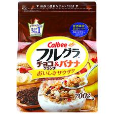 フルグラ(チョコクランチ&バナナ) 550円(税抜)