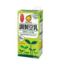 調整豆乳 147円(税抜)