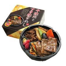 牛焼肉とすき焼きめし 1,250円(税抜)