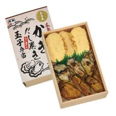 かきだし巻き玉子弁当 1,112円(税抜)