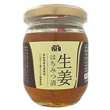 高知県産生姜使用 生姜はちみつ漬け 899円(税抜)