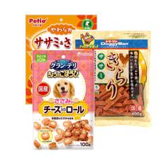 わんちゃんおやつ各種 295円(税抜)