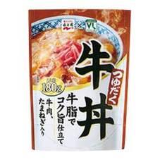 つゆだく牛丼 100円(税抜)