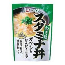 ねぎ塩スタミナ丼 100円(税抜)