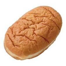 揚げダブルクリームパン(チョコ&カスタード風クリーム) 100円(税抜)
