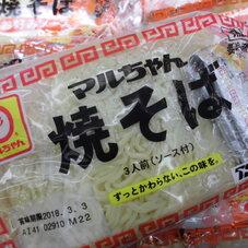 マルちゃん焼そば 148円(税抜)
