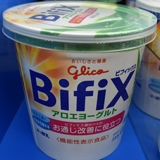 BifiX アロエヨーグルト 148円(税抜)