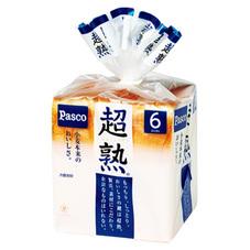 パスコ 超熟 128円(税抜)