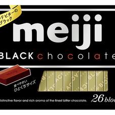 明治 ブラックチョコレート 248円(税抜)