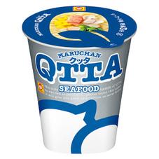 マルちゃん QTTA シーフードラーメン 115円(税抜)