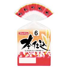 フジパン 本仕込食パン 129円(税抜)