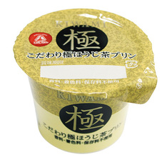 アンディコ こだわり極ほうじ茶プリン 78円(税抜)