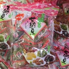 小袋 甘納豆 258円(税抜)