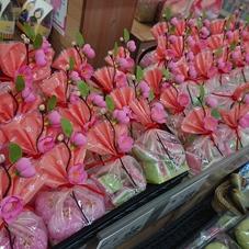 ひな菓子(各種) 398円(税抜)