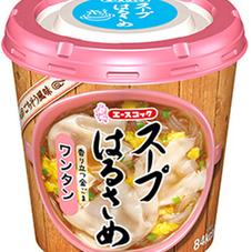 スープはるさめ ワンタン 23g 98円(税抜)