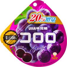 コロロ グレープ 48g 98円(税抜)
