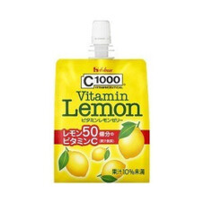 C1000ビタミンレモンゼリー 180g 98円(税抜)