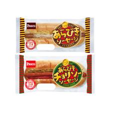 あらびきチョリソー ソーセージ 90円(税抜)