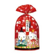 巾着 ハローキティひなあられ 187円(税抜)