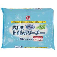 流せるトイレクリーナー 158円(税抜)