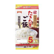 たきたてご飯 198円(税抜)