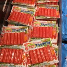 かに風味スティックサラダ 78円(税抜)