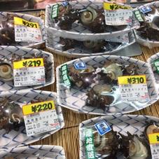 活けさざえ 98円(税抜)