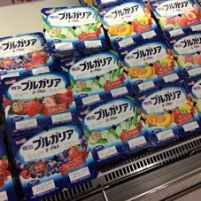 ブルガリアヨーグルト各種 158円(税抜)