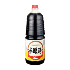 本醸造しょうゆ 195円(税抜)