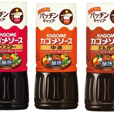 醸熟ソース(ウスター・中濃・とんかつ) 100円(税抜)