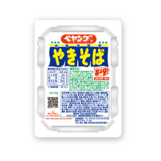 ペヤングソース焼そば 117円(税抜)
