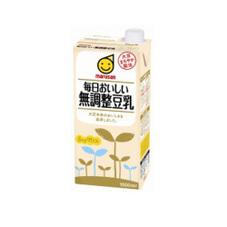 毎日おいしい無調整豆乳 147円(税抜)