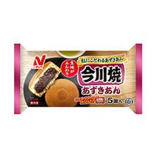 今川焼(あずき) 277円(税抜)