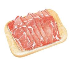 豚肩ローススライス(解凍品) 88円(税抜)