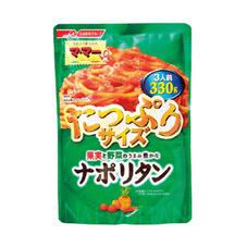 果実と野菜のうまみ豊かなナポリタン 158円(税抜)