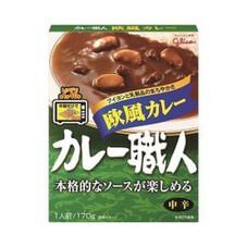 カレー職人欧風カレー中辛 88円(税抜)