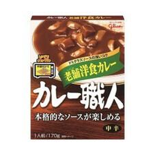 カレー職人老舗洋食カレー中辛 88円(税抜)